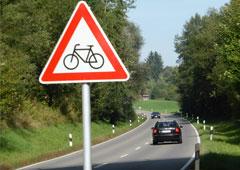 Radweg Oberreitnau - Schönau